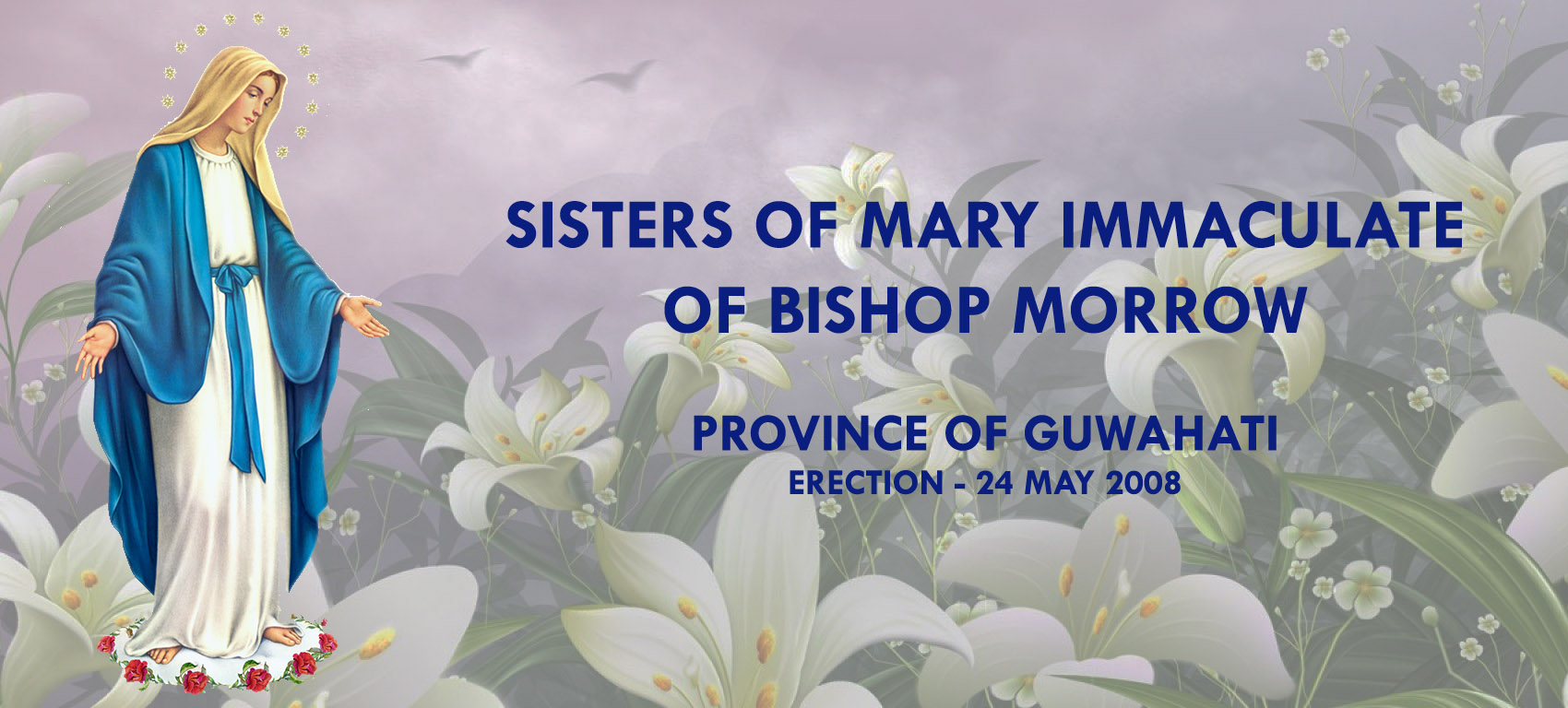 Welcome to Sisters of Mary Immaculate, Guwahati Province
