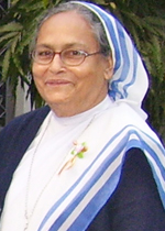 Sr. Mary Chalissery
