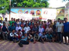 SMI Sisters amidst orphans in Snehalaya Guwahati